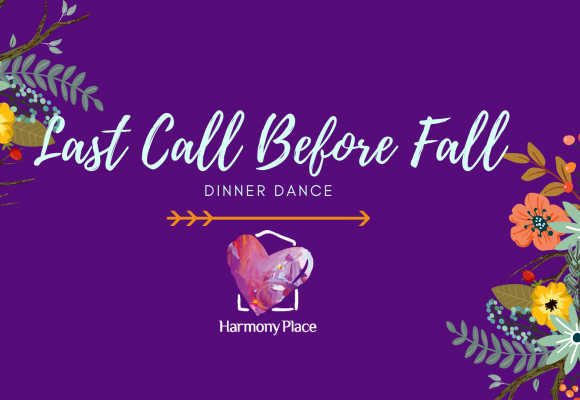Last Call Before Fall – Dinner Dance