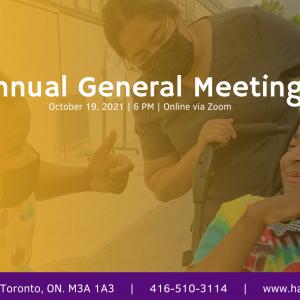 Annual General Meeting 2021 – Zoom