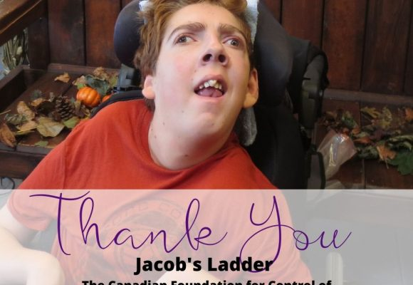 Thank You, Jacob's Ladder!