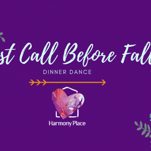 Last Call Before Fall – Dinner Dance