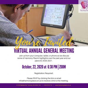 Virtual Annual General Meeting