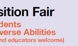 Best Buddies Transition Fair